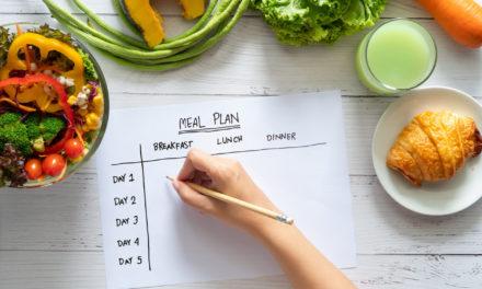 Les assiettes 400 calories pour perdre du poids