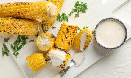 L'amidon de maïs dans l'alimentation humaine