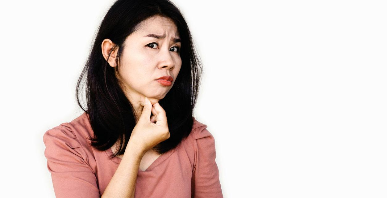 Comment maigrir du visage astucieusement ?